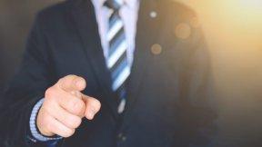 Soft Skills erweitern - Zeigen - Finger