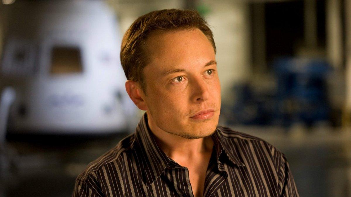 Elon Musk - Biografie - Titelbild - Vision - Erfolg